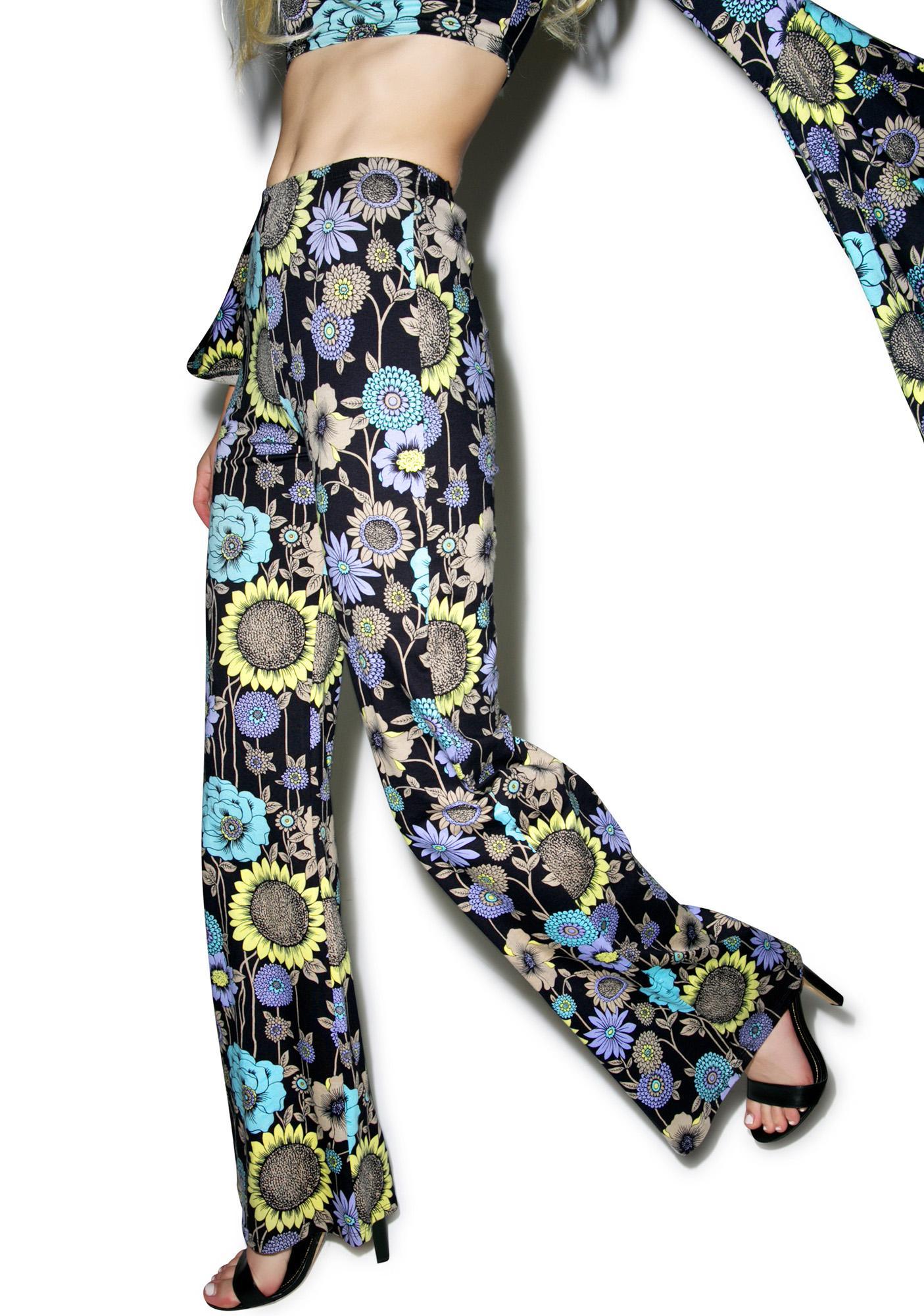 Motel Flower Power Pants