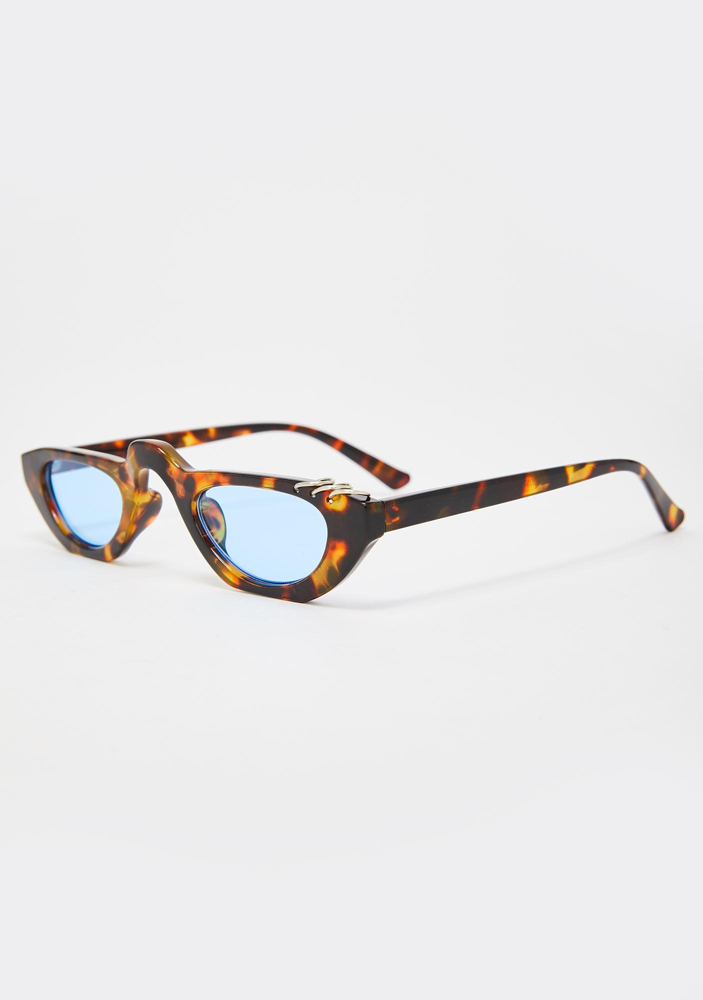 Fierce Infamous Archenemy Tiny Sunglasses