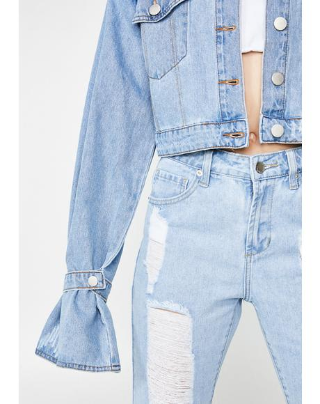 HBIC Denim Jacket