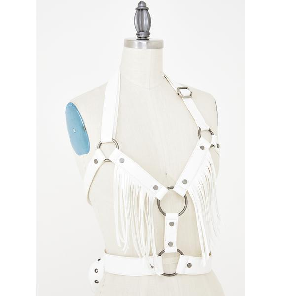 Club Exx Pure Redemption Fringe Harness