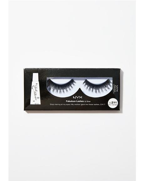 Pun Intended Fabulous Lashes & Glue