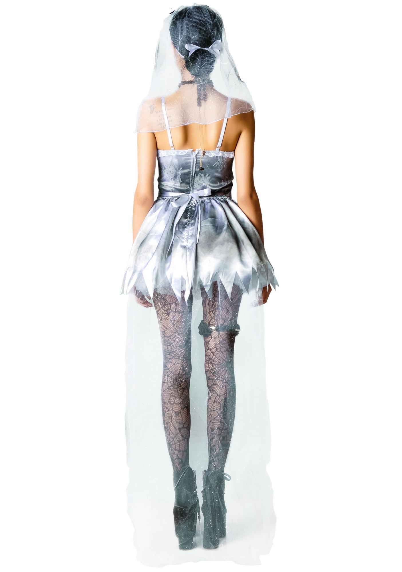 Lip Service Marry Me Dead Dress