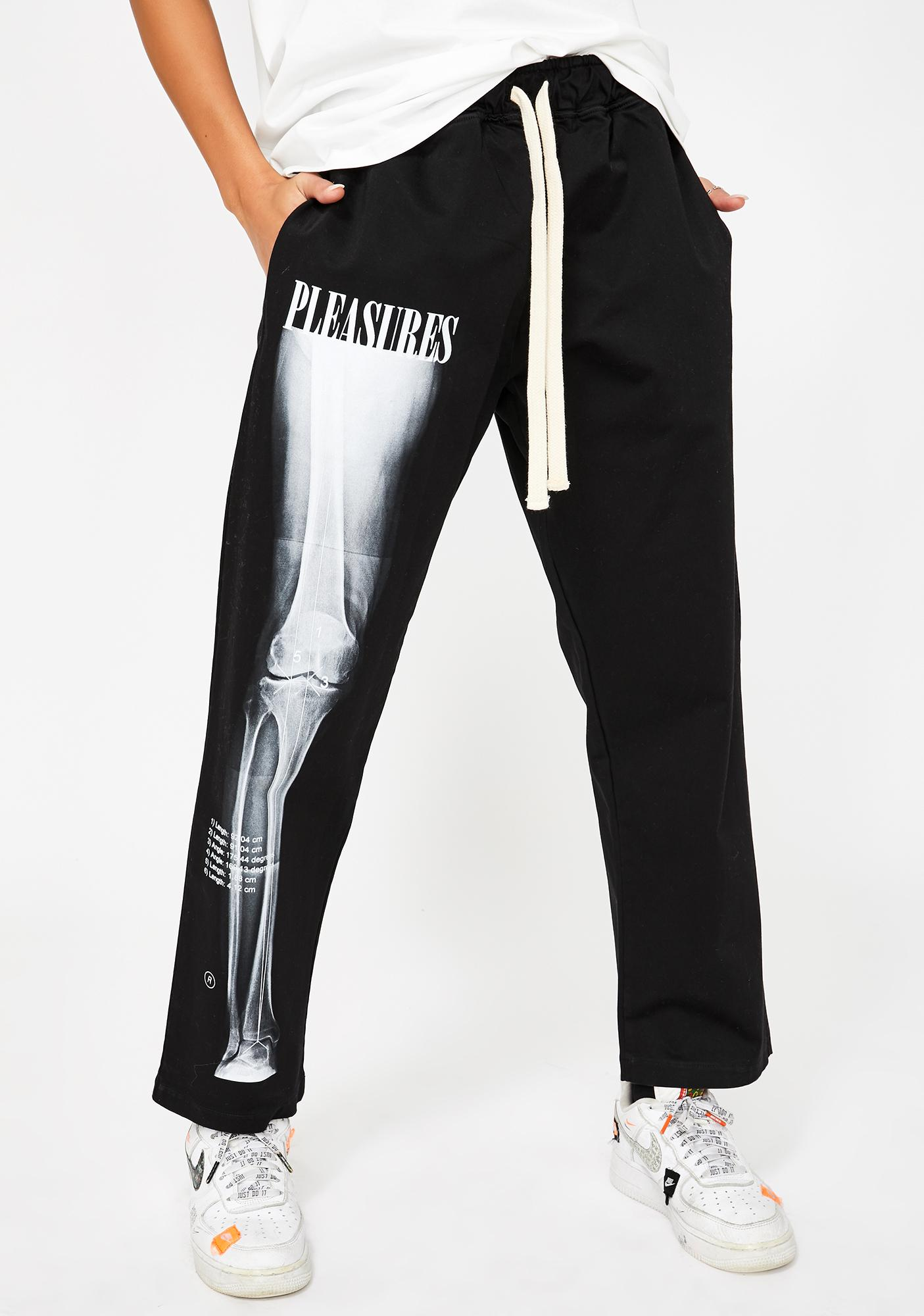 Pleasures Standard Issue X-Ray Beach Pants