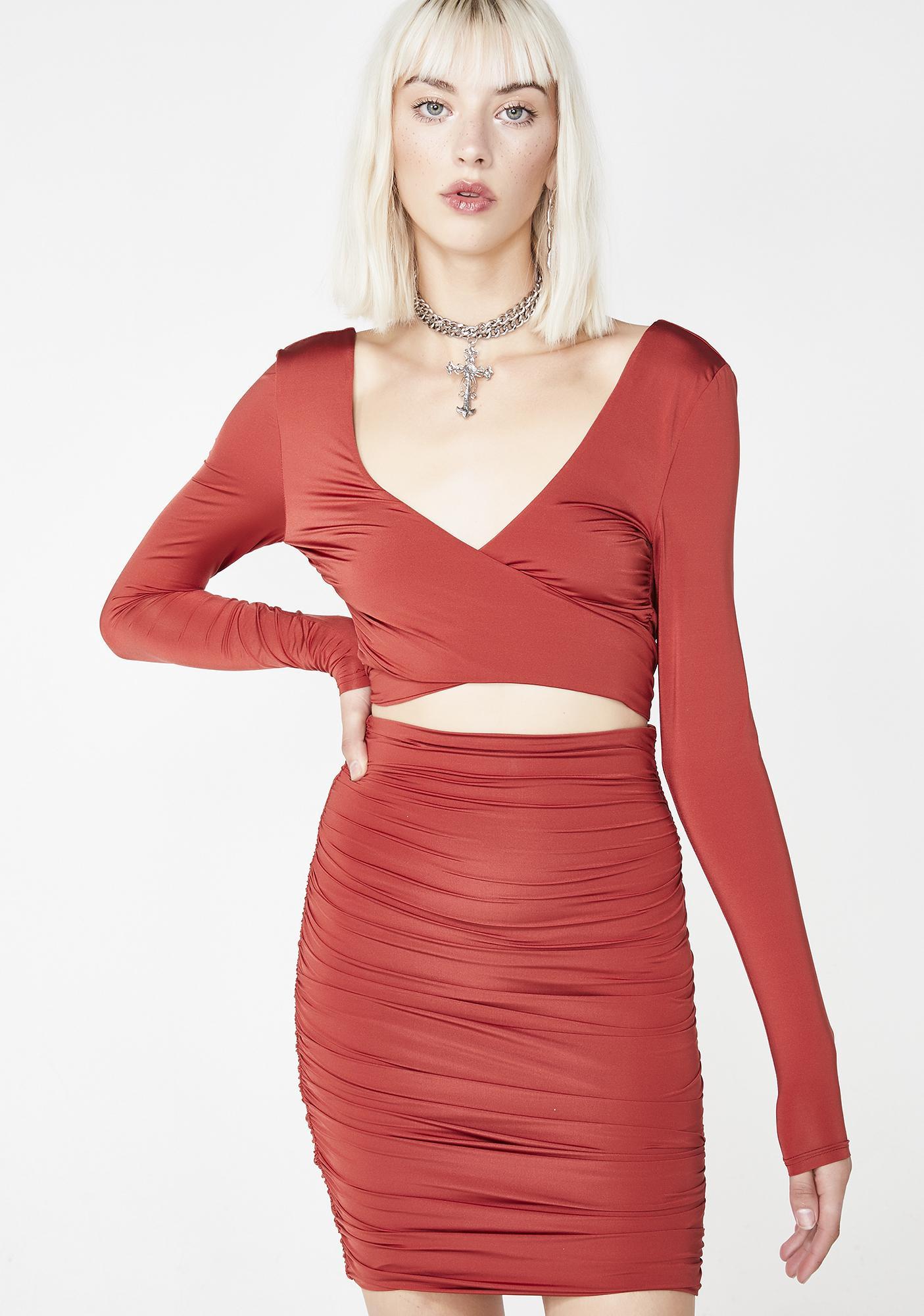Tiger Mist Lily Dress