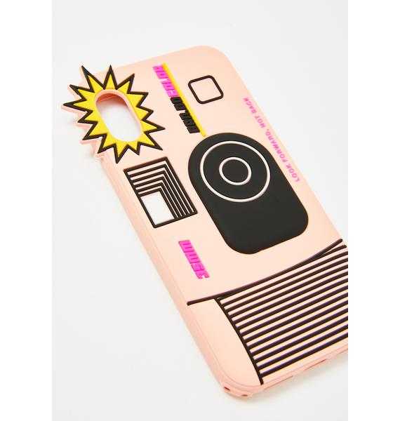 ban.do Disposable Camera iPhone Case