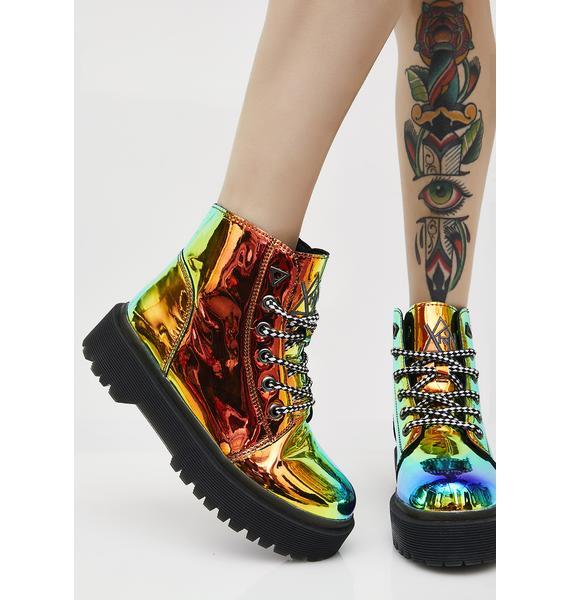 Y.R.U. Earthbound Slayr Boots