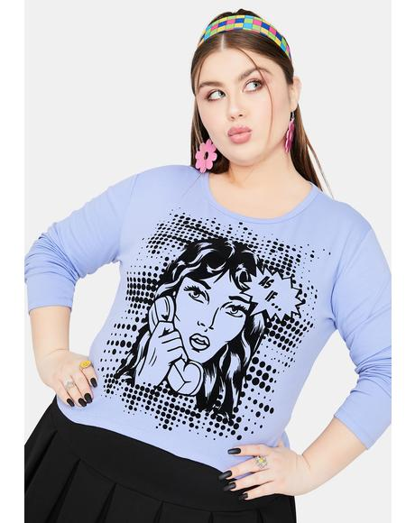 Always Giving You Sass Graphic Tee