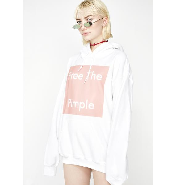 Urban Sophistication Free The Pimple Hoodie