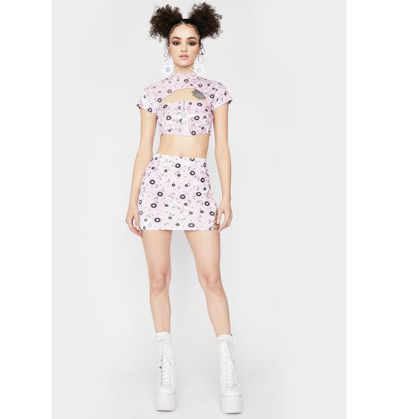 Sweet Astro Dreams Crop Top