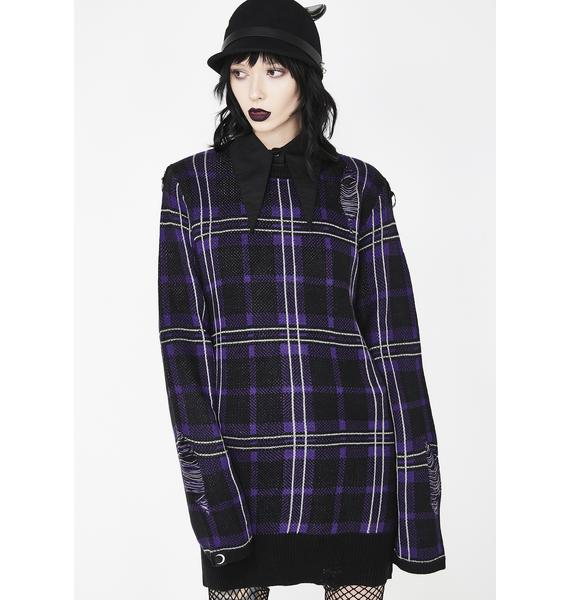 Killstar Killmore Knit Sweater