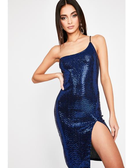 Award Winner Sequin Dress