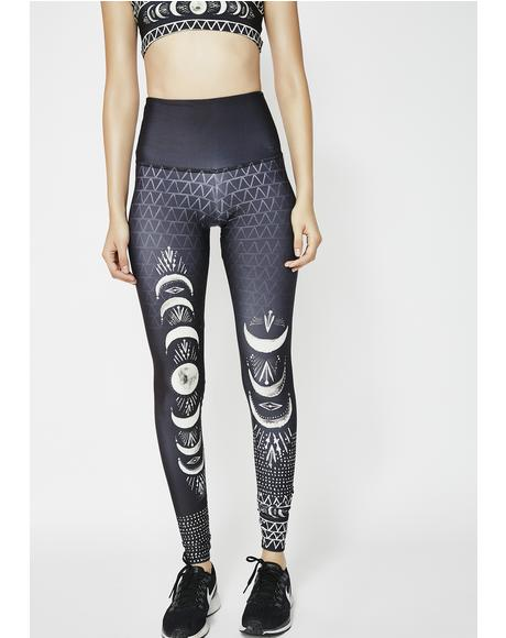 Las Lunas High Rise Leggings