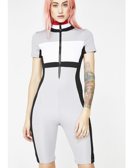 Drag Racer Catsuit
