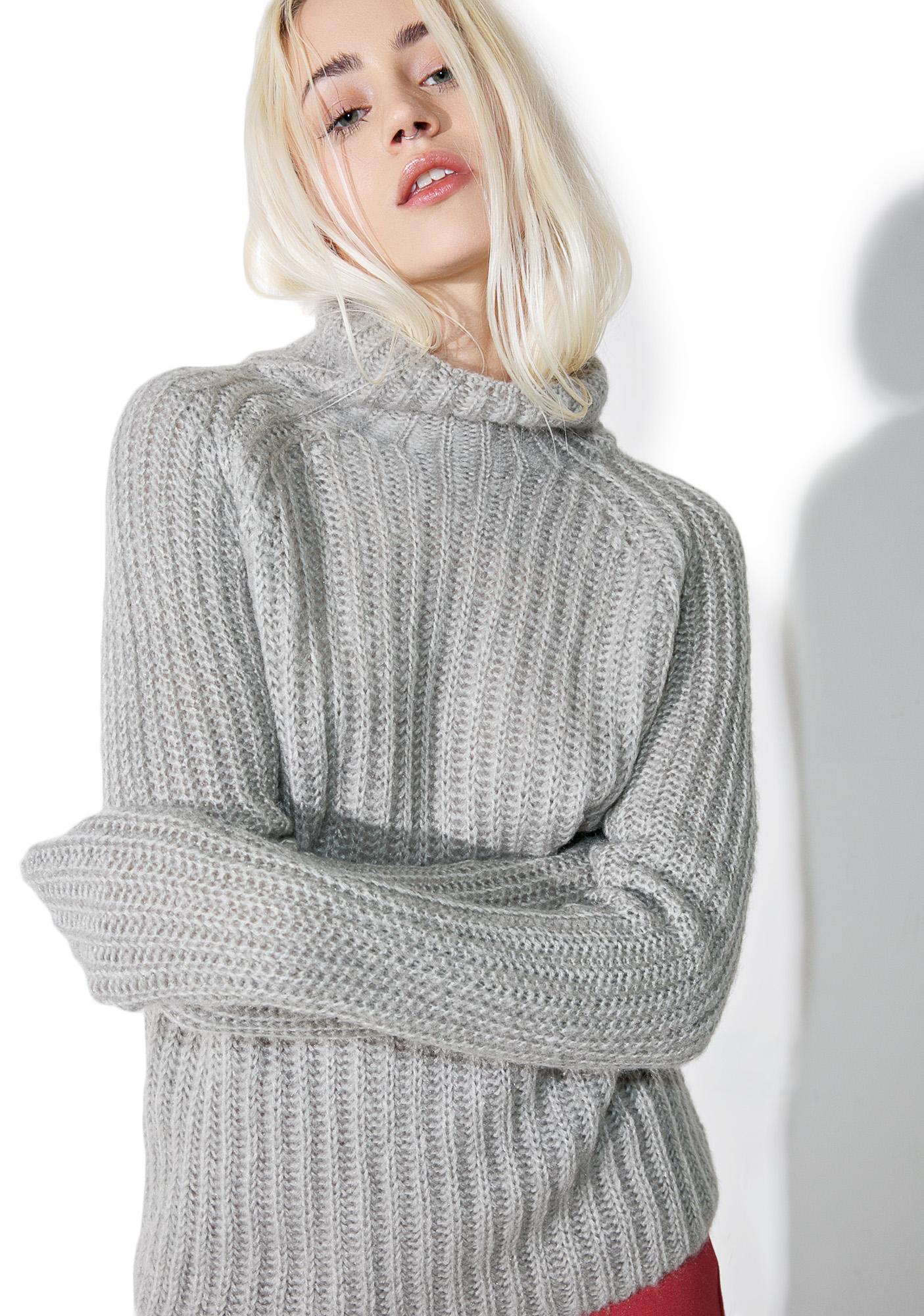 Cheap Monday Haze Knit Sweater