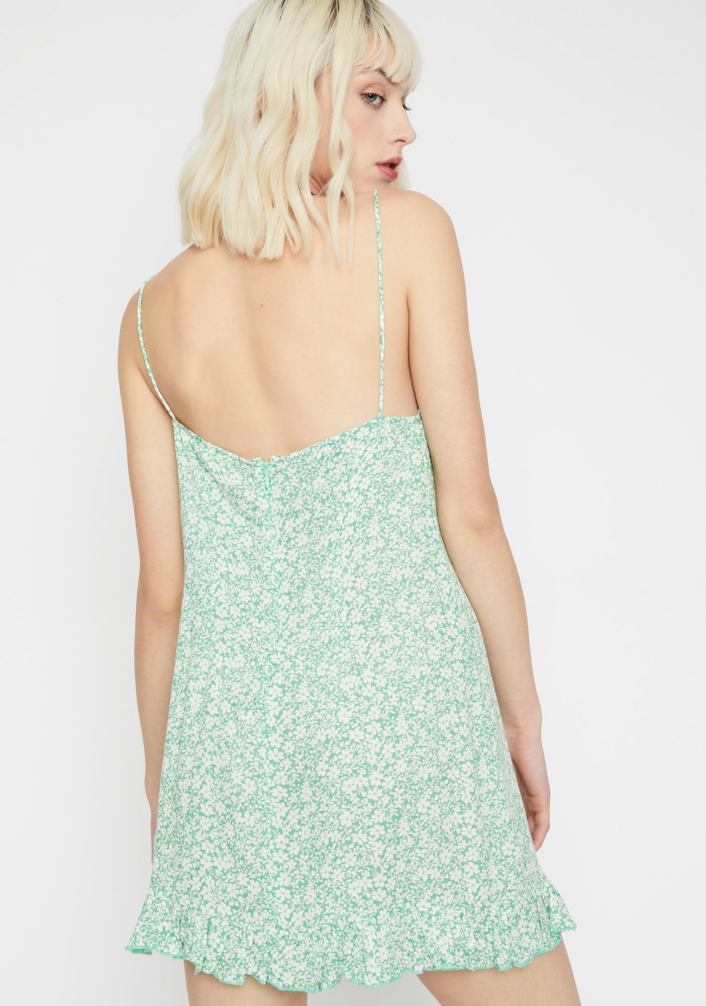 206ae71e3 ... Dank Enchanted Garden Babydoll Dress