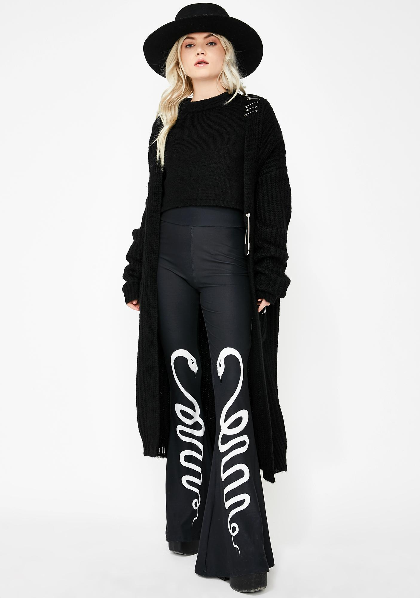 Too Fast Slithery Snake Bell Bottoms