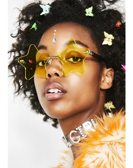 Sunny Starry Eyed Sunglasses