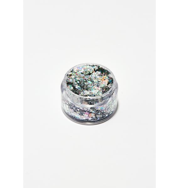 Uniglitter Silver Unicorn Glitter Gel