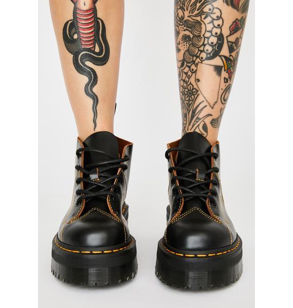 Dr. Martens Church Quad Boots
