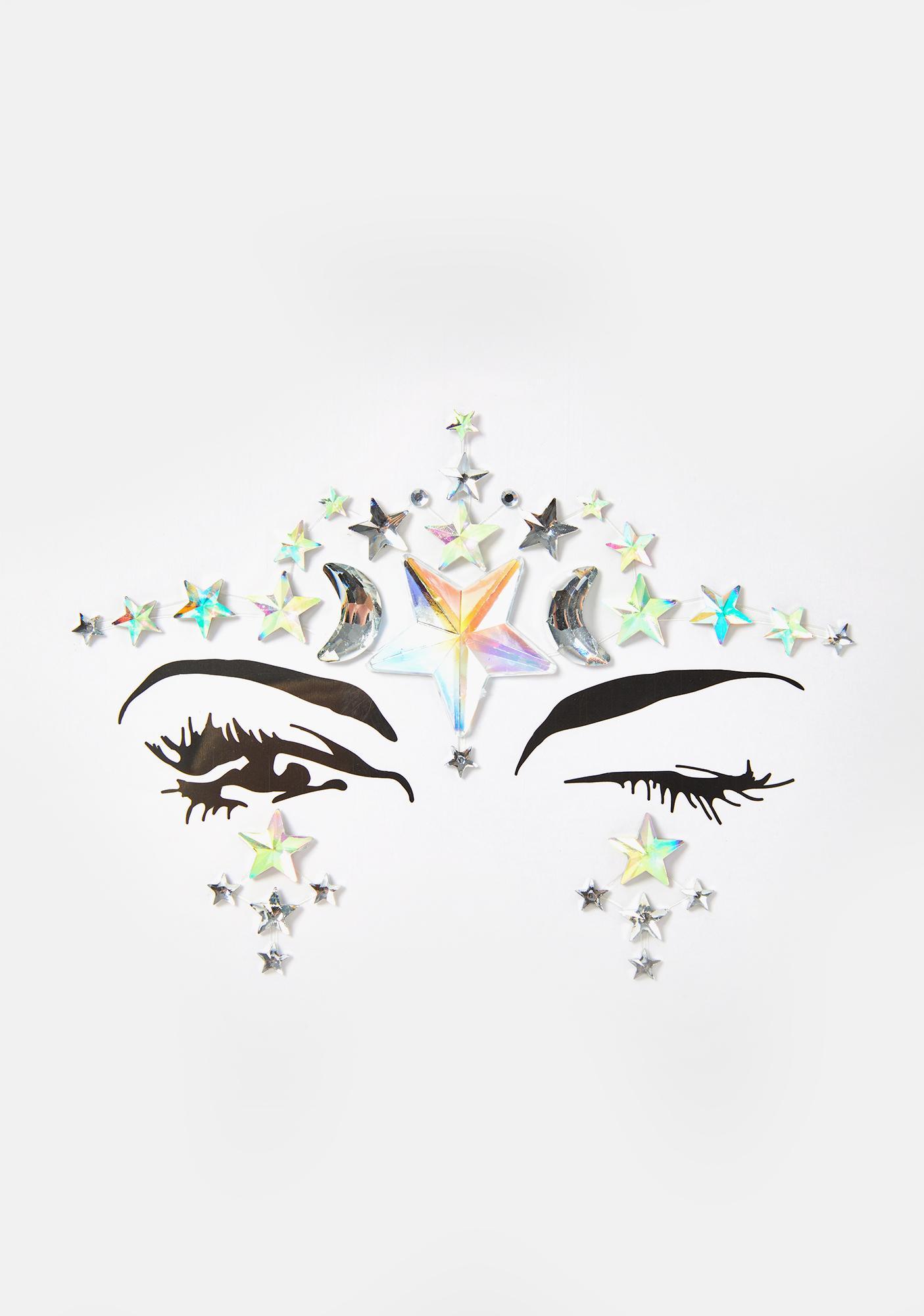 SHRINE Starry Eyes Face Jewel