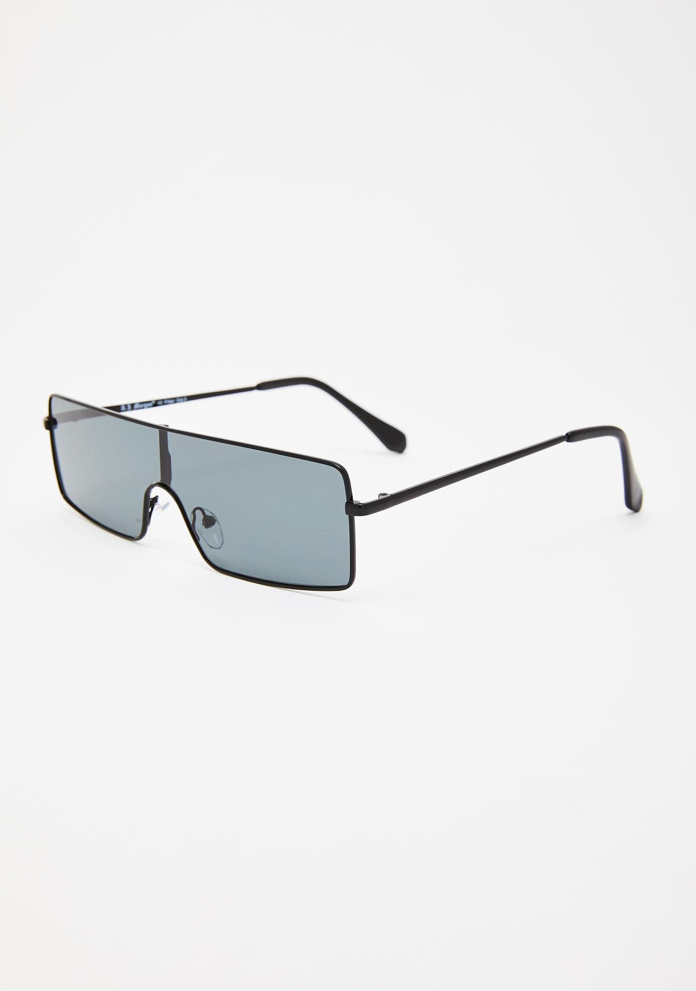 Night Call The Guards Shield Sunglasses