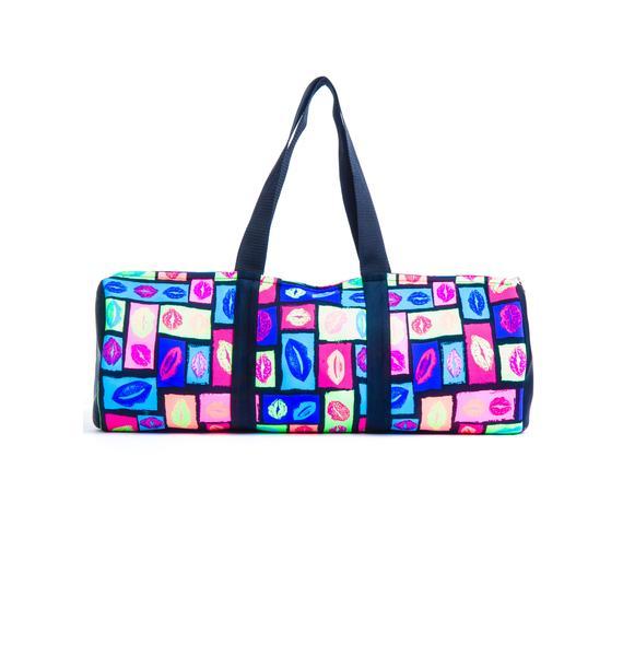 Zara Terez Let's Makeout Dance Bag