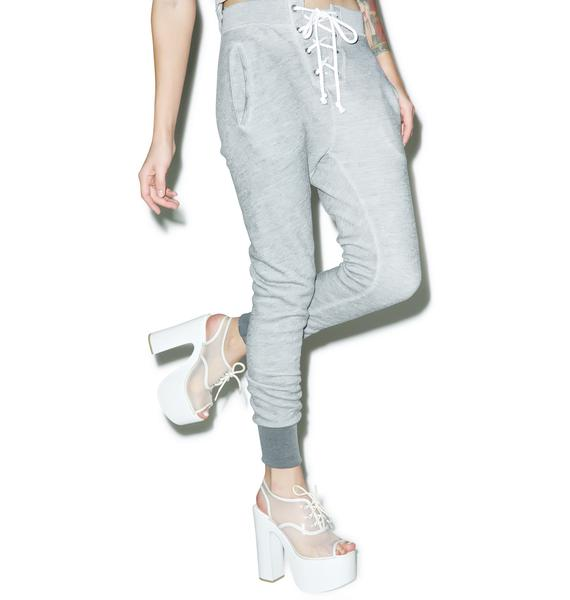 Wildfox Couture Football Sweats