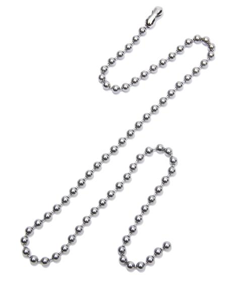 Rock On Bead Necklace