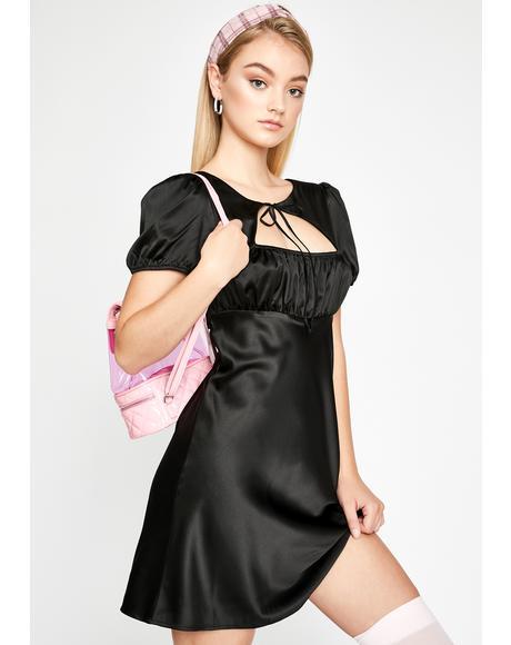 Oh My Darling Babydoll Dress