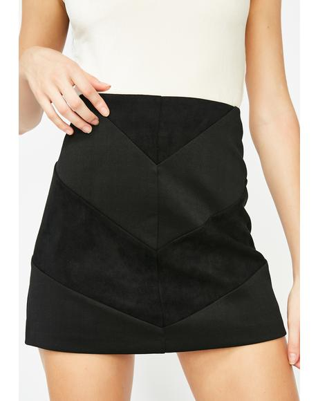 Bad Seed Mini Skirt