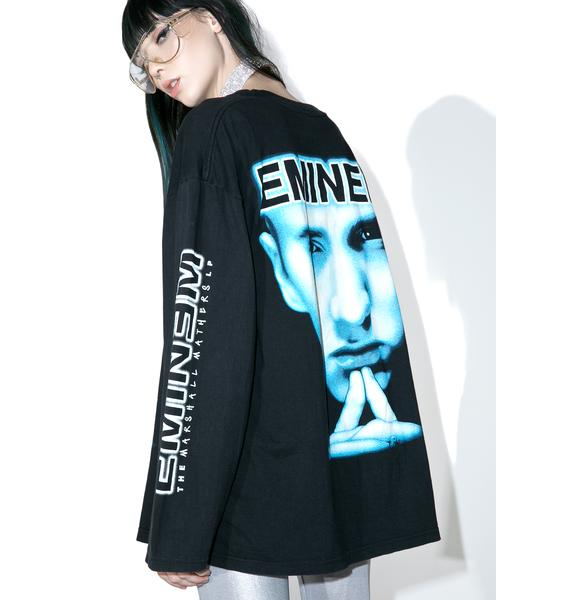 Vintage Eminem Long Sleeve Tee