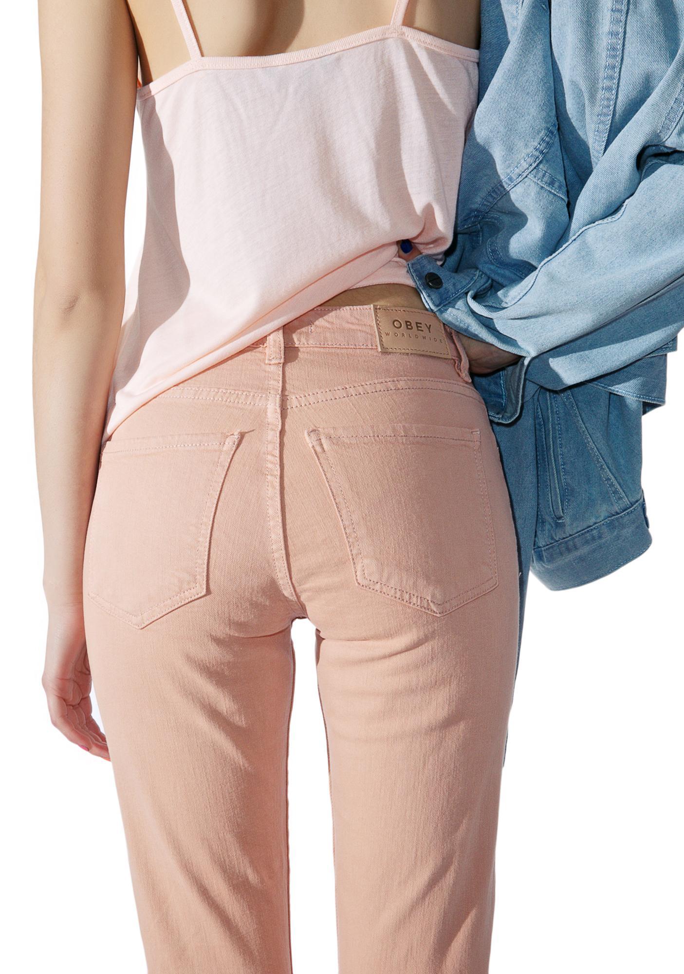 Obey Slasher Skinny II Pants