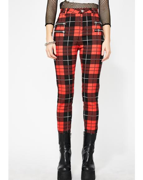 Get Like Me Plaid Pants