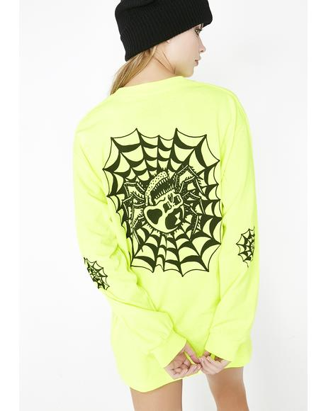 Web Long Sleeve Tee
