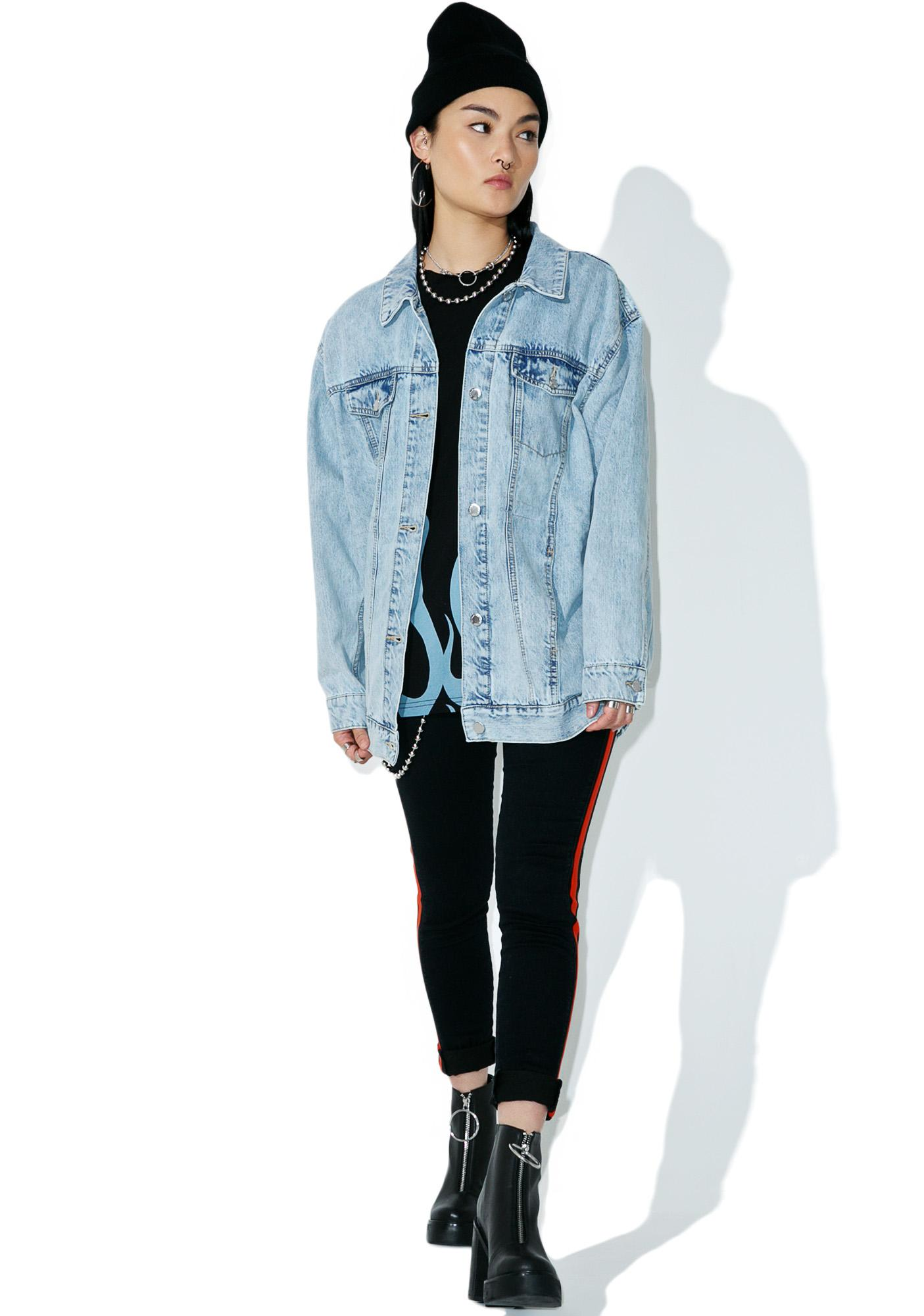 Cheap Monday Fans Upsize Jacket