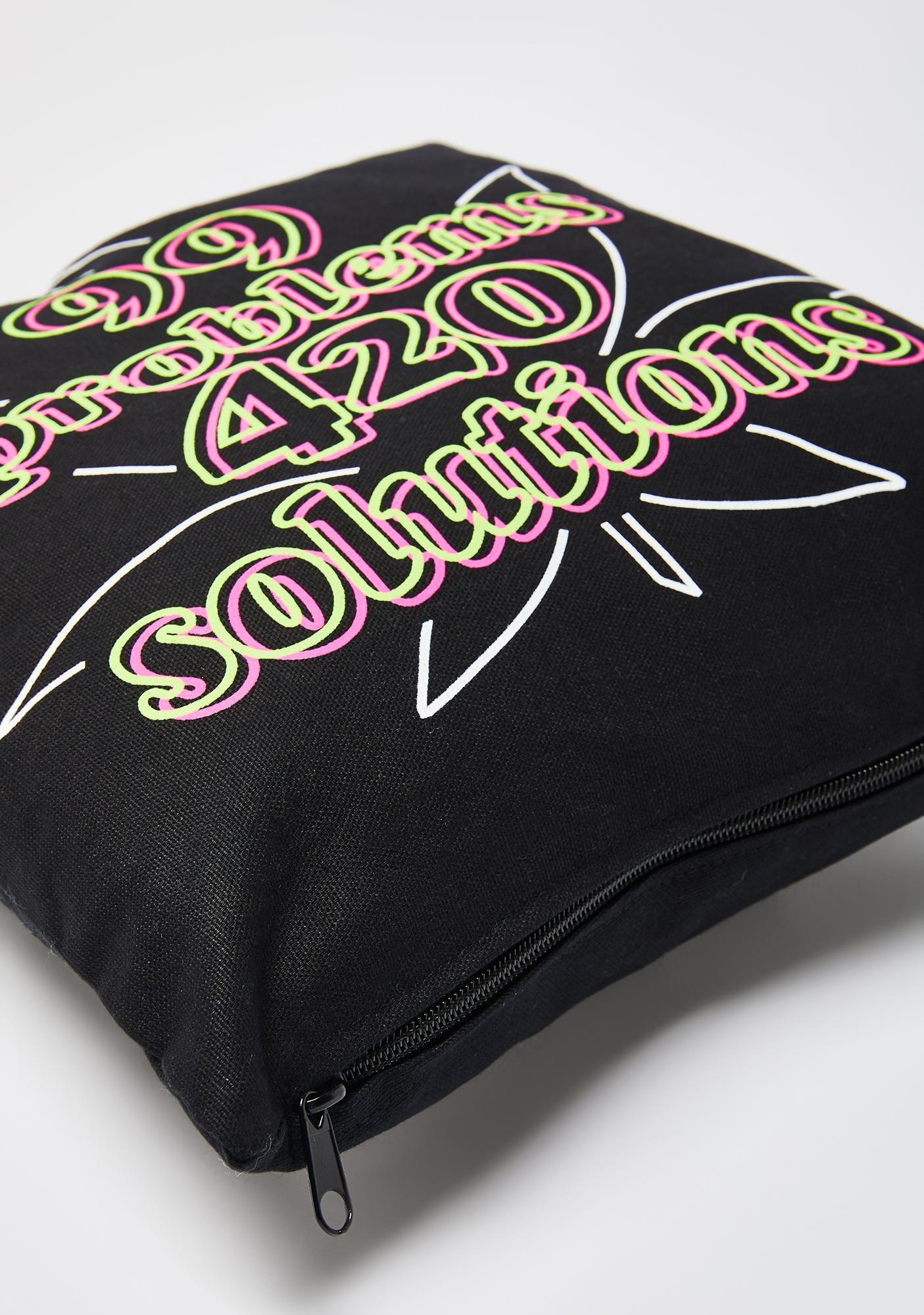 Femfetti 99 Problems Pillow