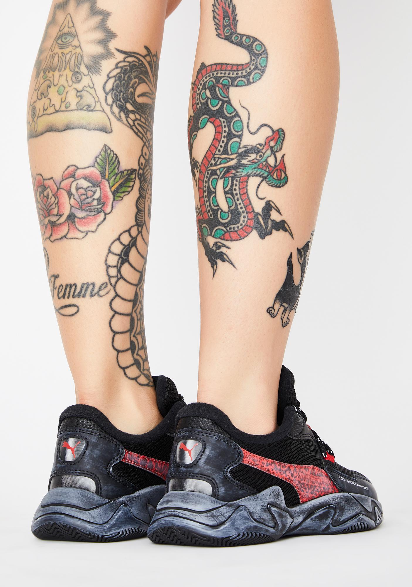 PUMA X Les Benjamins Storm Sneakers