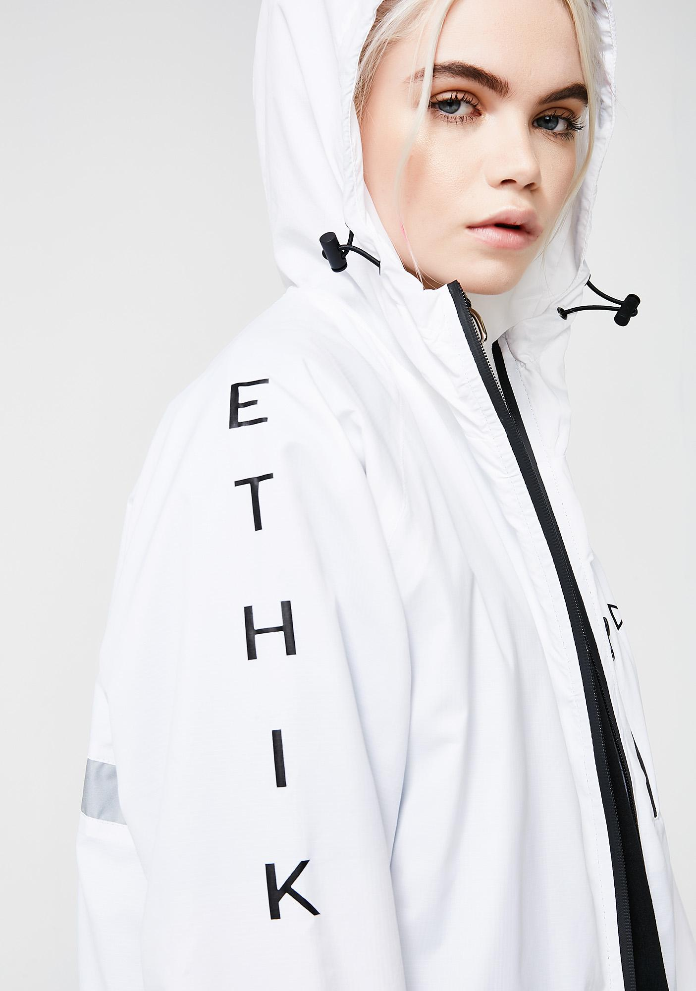 ETHIK 3M Fishtail Windbreaker