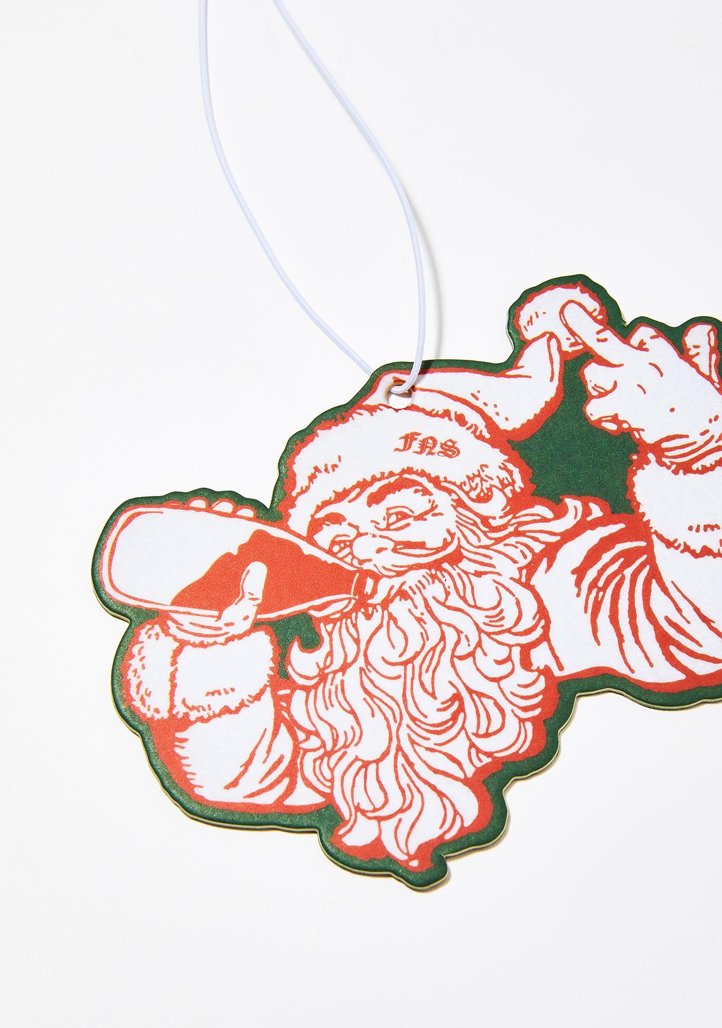 40s & Shorties Sippin Santa Air Freshener