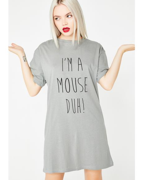 I'm A Mouse Graphic Tee