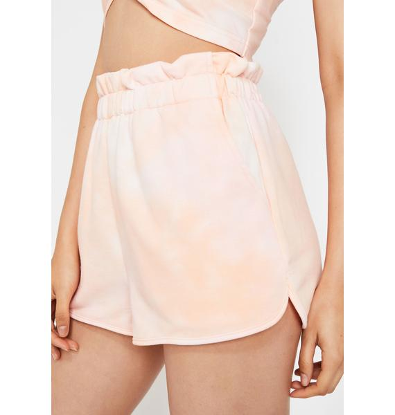 Boho Essence Tie Dye Shorts