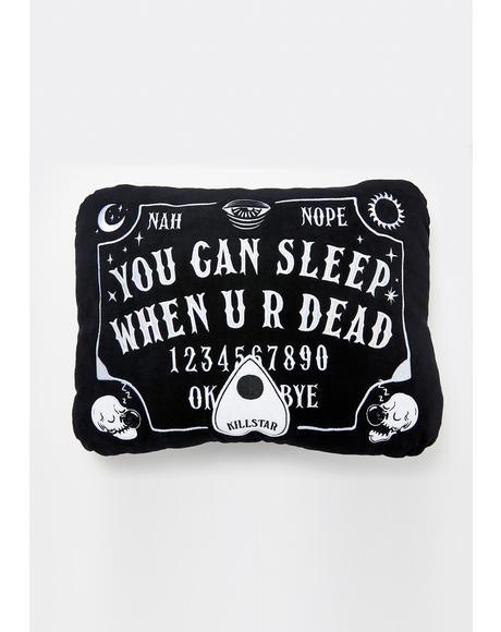 Sleep Board Cushion