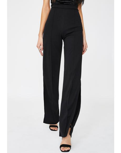 Cheeky Chic High Rise Pants