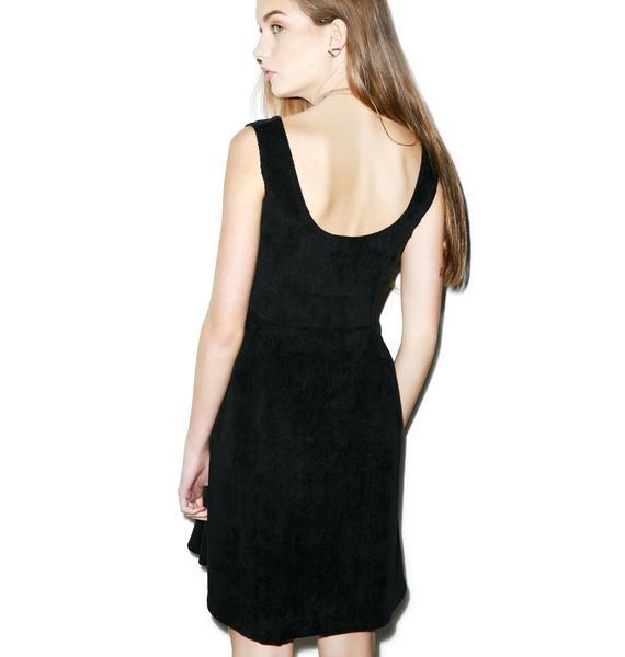 Disturbia D'Arcy Pinafore Dress