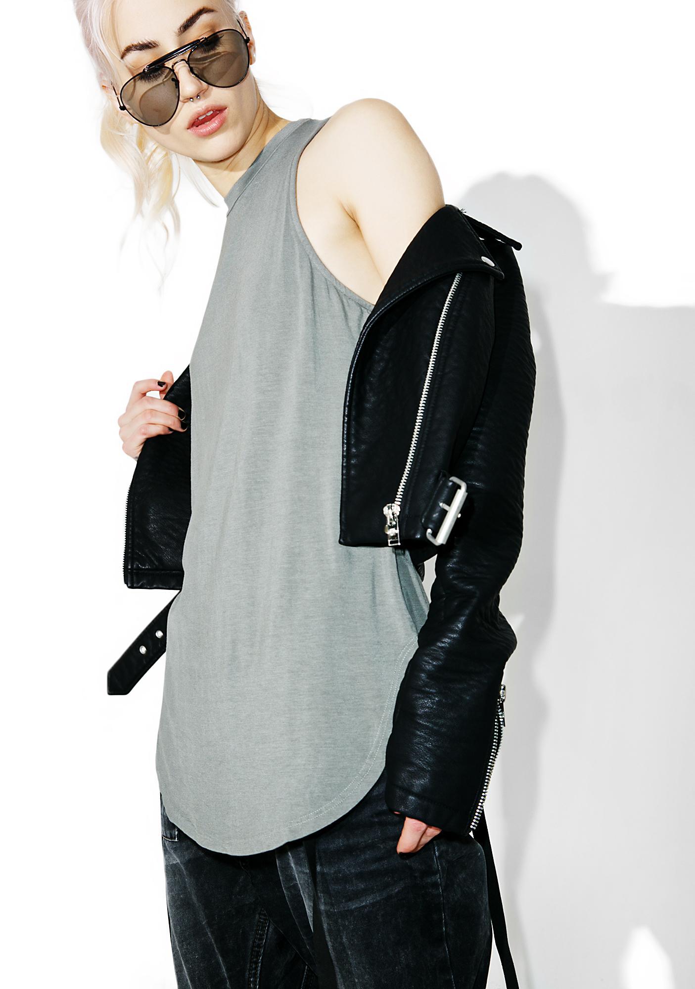 Lira Clothing Solid Muscle Tank