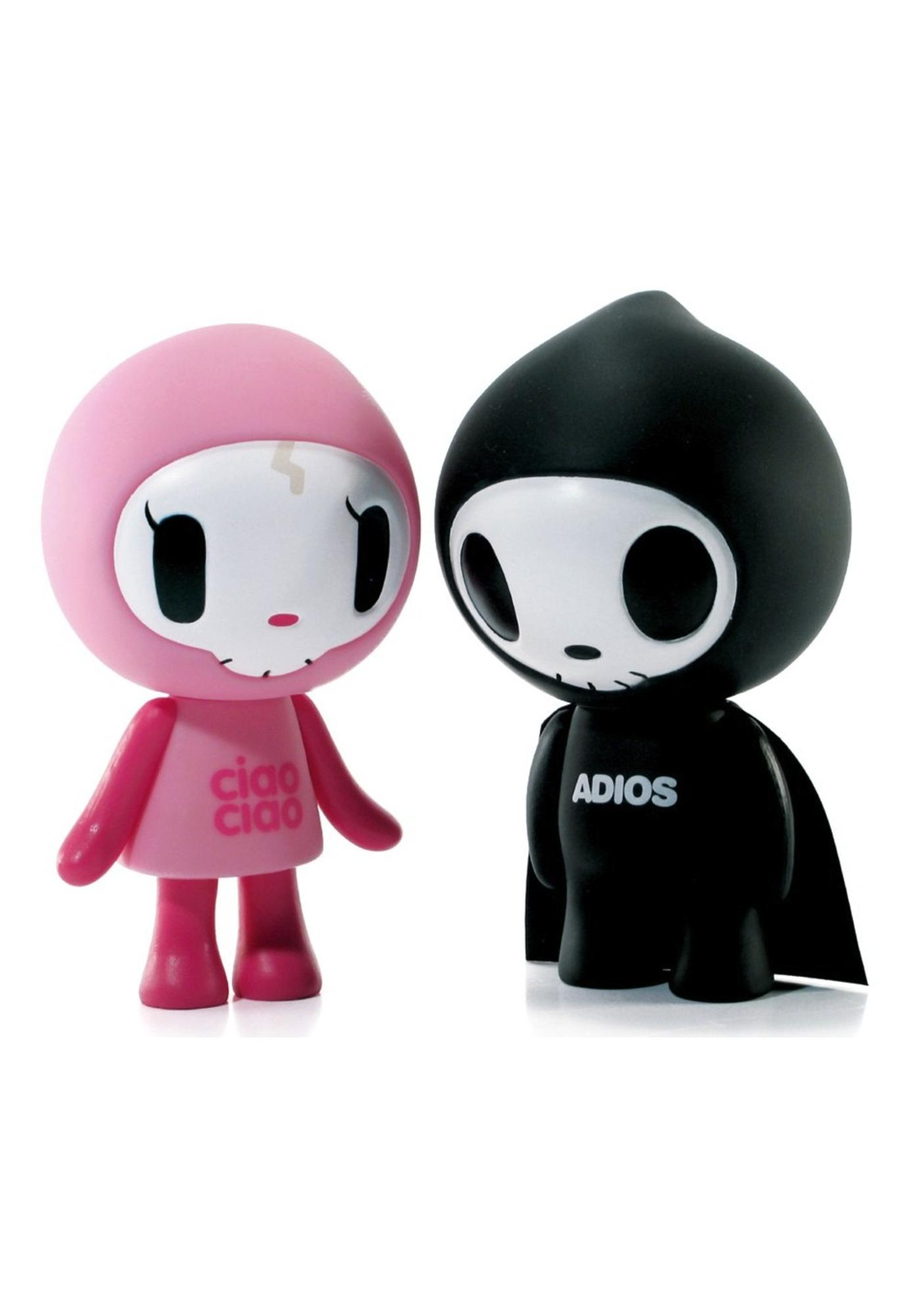 Tokidoki Til Death Do Us Part Vinyl Toy Set