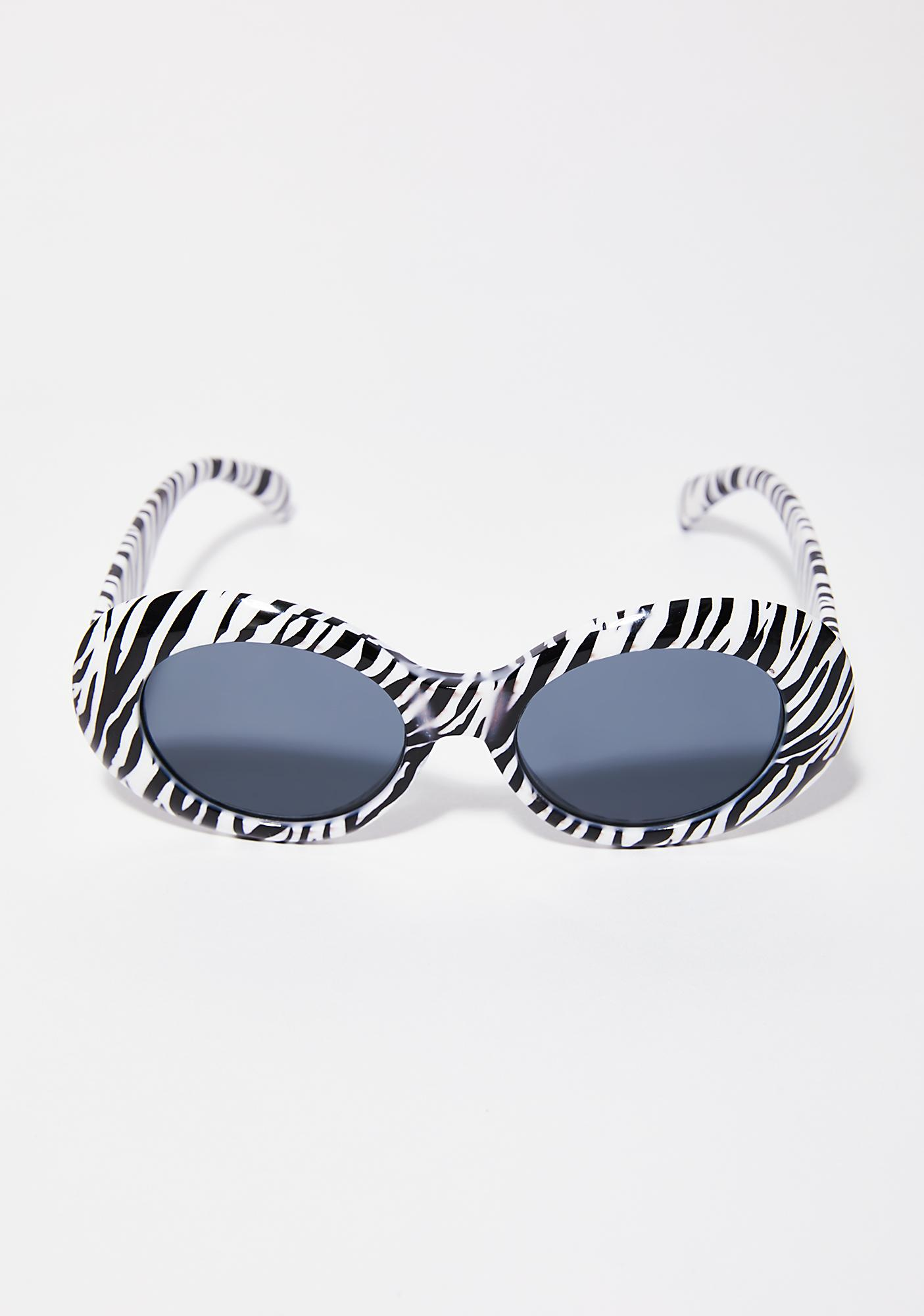 Wild About A Girl Sunglasses