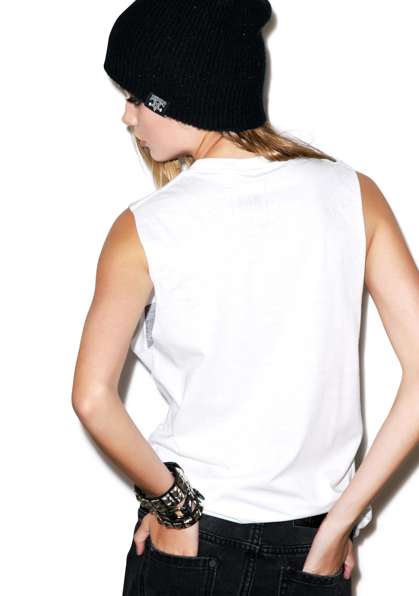 Kill Brand Love Kills Kurt Sleeveless Tee