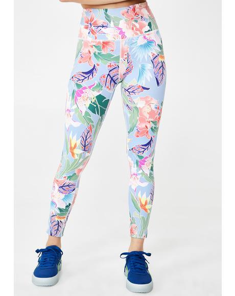 Get Sprung Floral Leggings