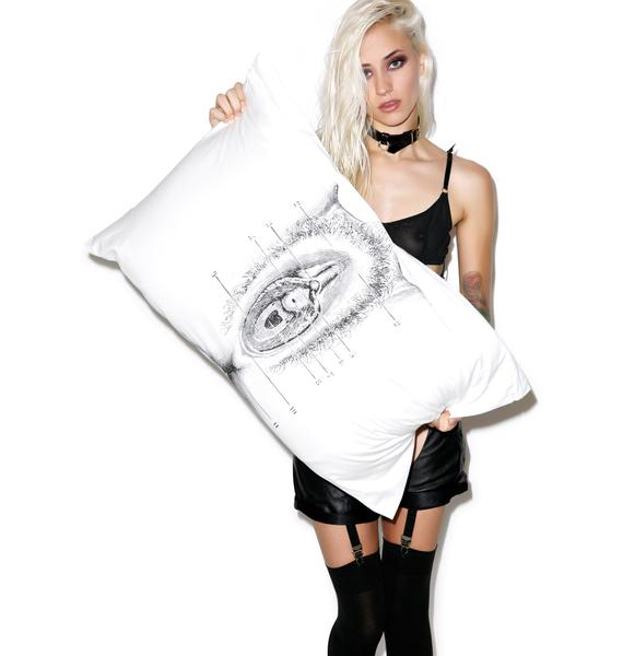 Vagina Pillowcase Set